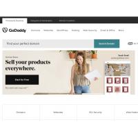 GoDaddy-域名注册商