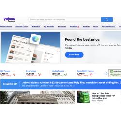 Yahoo-雅虎美国财经