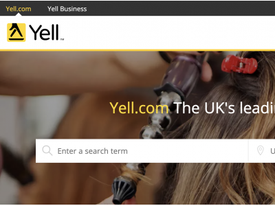 Yell-英国黄页